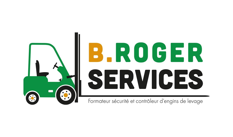 StudioDel Portfolio B.Roger Services Logo