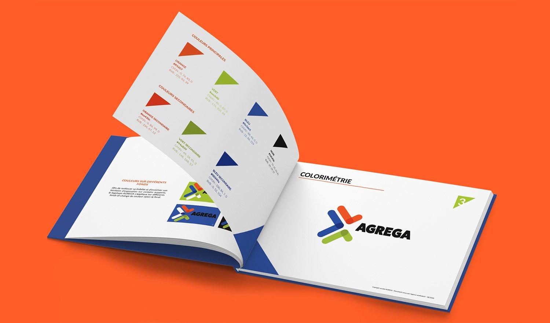 StudioDel Portfolio Agrega Charte graphique