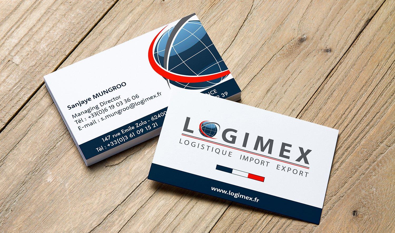 StudioDel Portfolio Logimex Cartes de visite