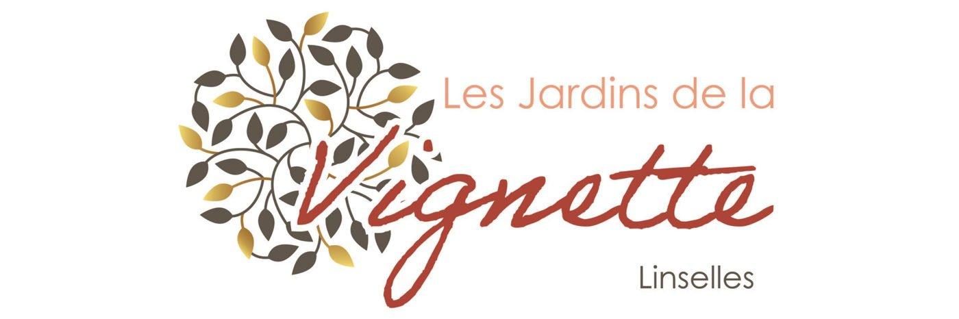 StudioDel Portfolio Jardins de la Vignette Logo