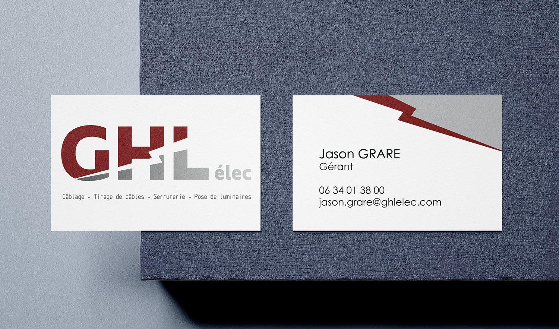 StudioDel Portfolio GHL Cartes de visite
