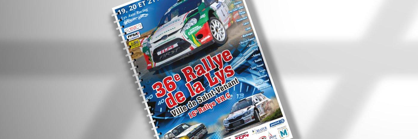 StudioDel Portfolio Rallye de la Lys Flyers
